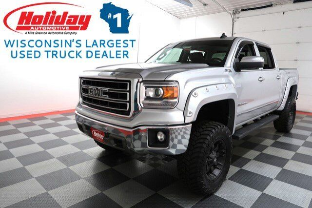 Vehicle details - 2015 GMC Sierra 1500 at Holiday ...