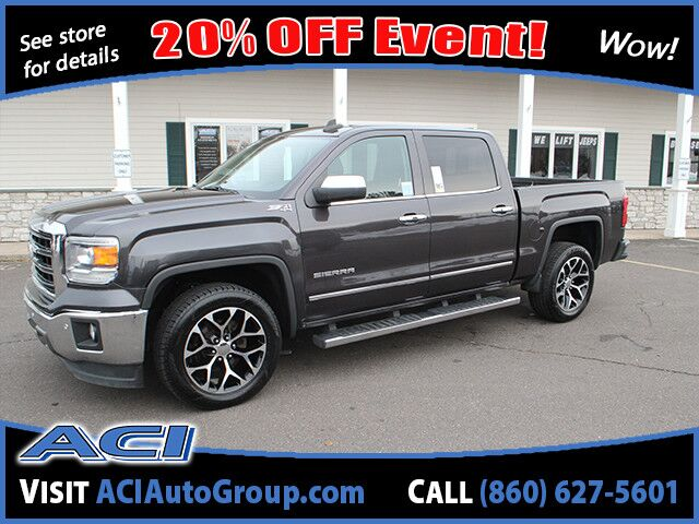 2015 GMC Sierra 1500 SLT East Windsor CT