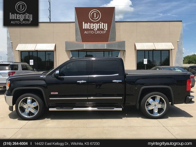 2015 GMC Sierra 1500 SLT Wichita KS