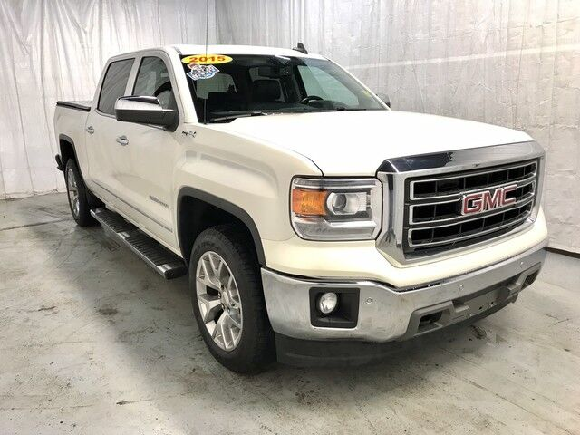 2015 GMC Sierra 1500 SLT Wyoming MI