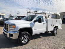 2015_GMC_Sierra 2500HD Reading Service Body w/ Ladder Rack__ Ashland VA
