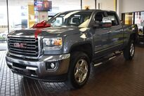 GMC Sierra 2500HD SLT Crew Cab Long Box 4WD 2015
