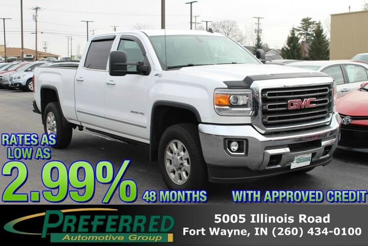 2015 GMC Sierra 2500HD SLT Fort Wayne Auburn and Kendallville IN