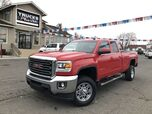 2015 GMC Sierra 2500HD available WiFi 4WD DOUBLE CAB 144.2 SLE