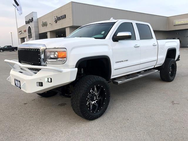 2015 GMC Sierra 2500HD available WiFi Denali Gonzales TX