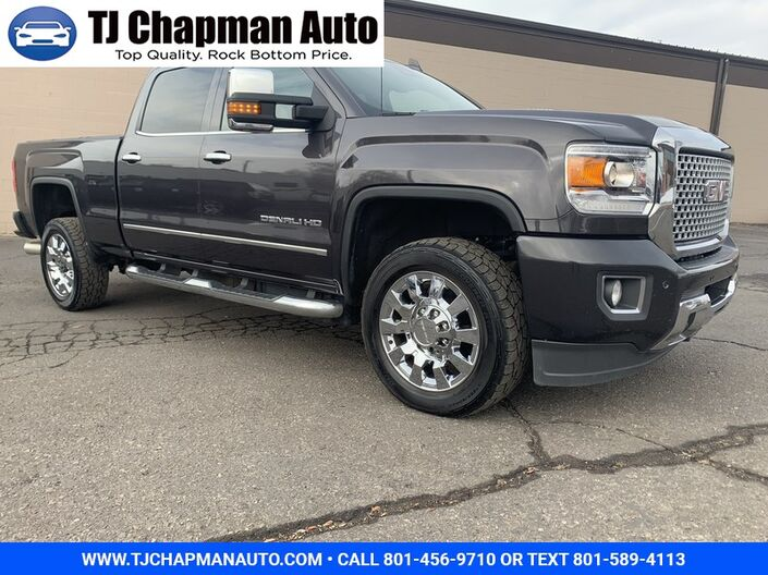 2015 GMC Sierra 2500HD available WiFi Denali Salt Lake City UT