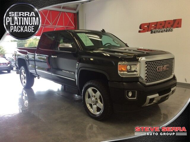 2015 GMC Sierra 2500HD available WiFi Denali Birmingham AL