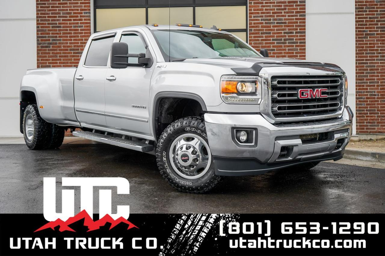2015 GMC Sierra 3500HD SLT Crew Cab Long Box 4WD Lehi UT