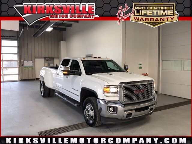 "2015 GMC Sierra 3500HD available WiFi 4WD Crew Cab 167.7"" Denali Kirksville MO"