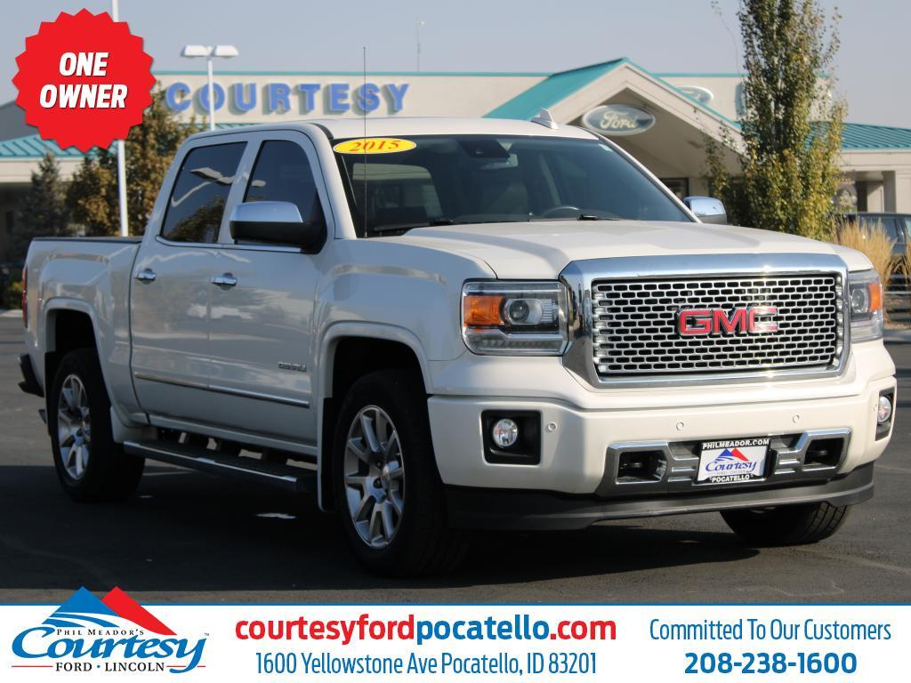 2015 GMC Sierra Denali Pocatello ID