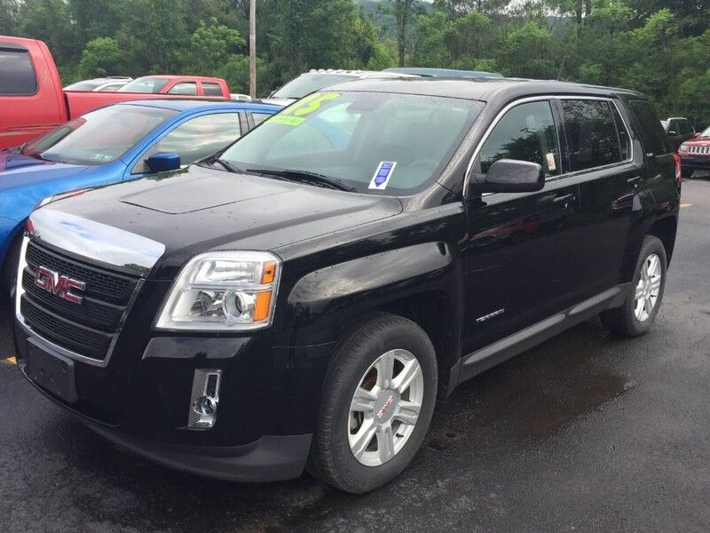 2015 GMC Terrain SLE Rock City NY
