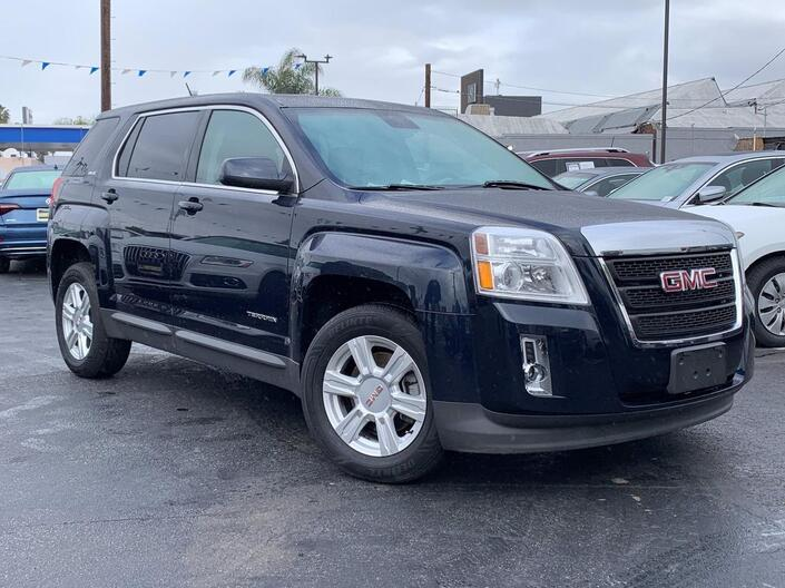 2015 GMC Terrain SLE Los Angeles CA