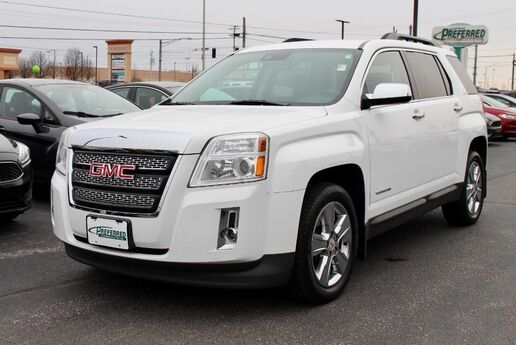 2015 GMC Terrain SLT Fort Wayne Auburn and Kendallville IN