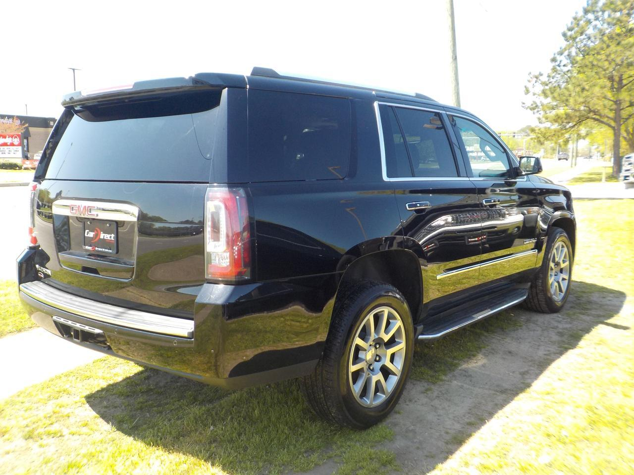 2015 GMC YUKON DENALI 4X4, WARRANTY, LOADED, TOW, DVD, NAVIGATION, POWER 3RD ROW, REMOTE START, PARKING SENSORS! Virginia Beach VA