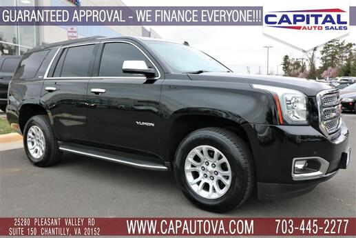 2015 GMC YUKON SLT Chantilly VA