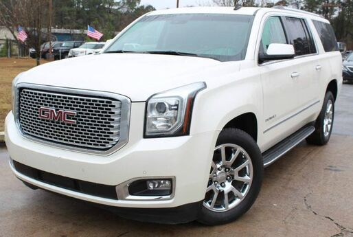2015 GMC Yukon ** FULLY LOADED XL Denali 4X4 ** - w/ NAVIGATION & LEATHER SEATS Lilburn GA