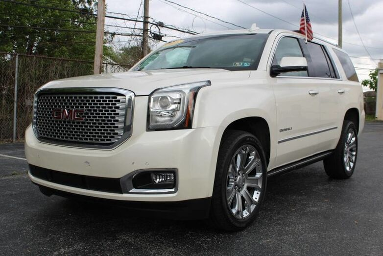 2015 GMC Yukon Denali New Castle DE