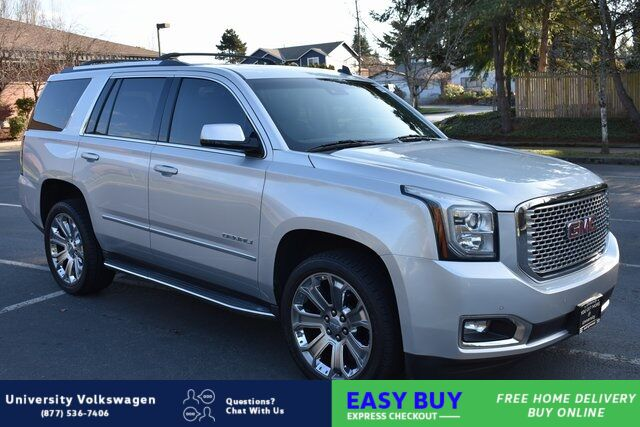 2015 GMC Yukon Denali Seattle WA