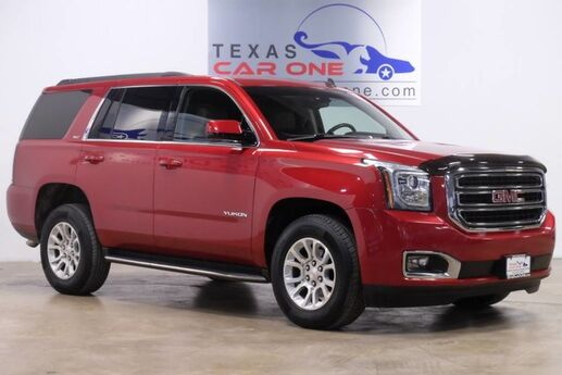 2015 GMC Yukon SLT FORWARD COLLISION ALERT BLIND SPOT ASSIST LANE KEEP ASSIST NAVIGATION Carrollton TX