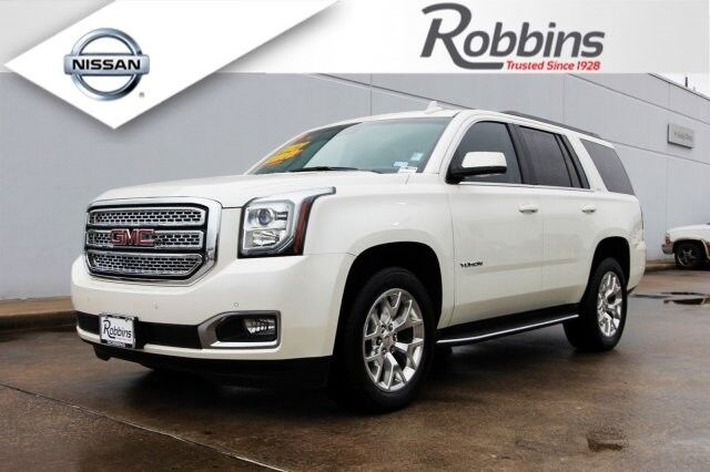 2015 GMC Yukon SLT Houston TX