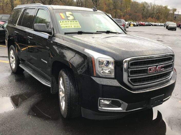 2015 GMC Yukon SLT Rock City NY