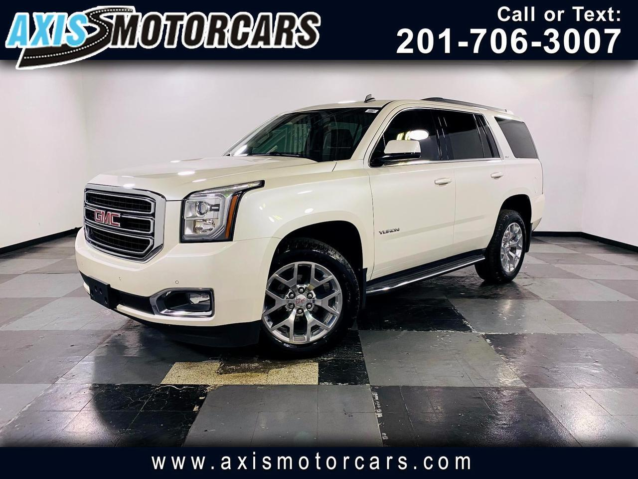 2015 GMC Yukon SLT w/Backup Camera Bose Sound System 3 Seat Row Jersey City NJ