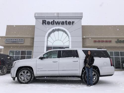 2015_GMC_Yukon XL_Denali - 6.2L V8 - Sunroof - Navigation - Rear DVD - Remote Start - 3rd Row Seating - One Owner_ Redwater AB