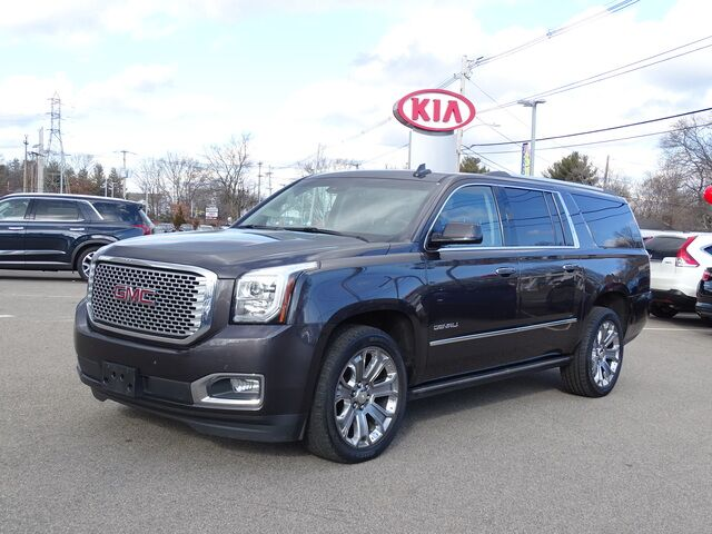 2015 GMC Yukon XL Denali South Attleboro MA