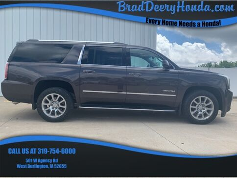 2015_GMC_Yukon XL_Denali_ West Burlington IA