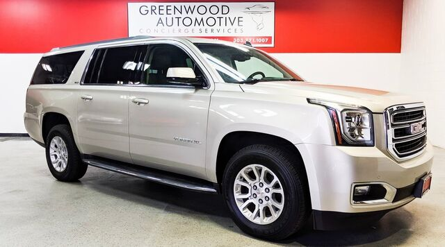 2015 GMC Yukon XL SLT Greenwood Village CO
