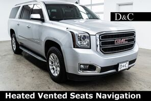 2015_GMC_Yukon XL_SLT Heated Vented Seats Navigation_ Portland OR