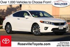 2015_HONDA_Accord_EX-L_ Roseville CA