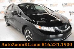 2015_HONDA_CIVIC SE__ Kansas City MO