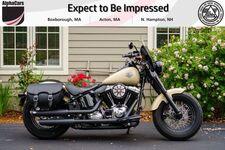 2015 Harley-Davidson FLS Softail Sand Camo Denim