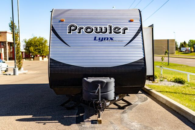 2015 Heartland Prowler Lynx 27LX Solar Panels Slideout Red Deer AB