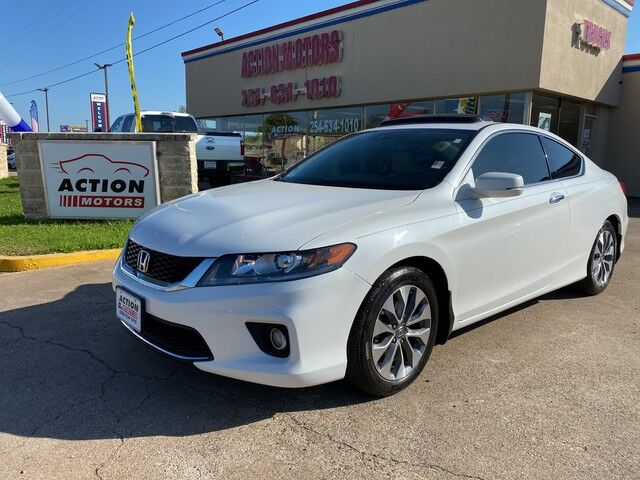2015 Honda Accord Coupe EX-L Killeen TX