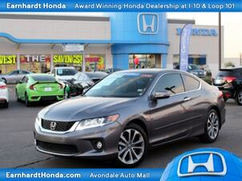 2015_Honda_Accord Coupe_EX-L_ Phoenix AZ