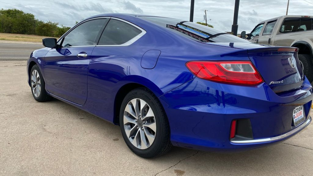 2015 Honda Accord Coupe LX-S Killeen TX