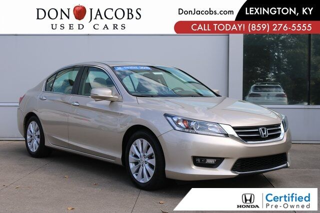 2015 Honda Accord EX-L Lexington KY
