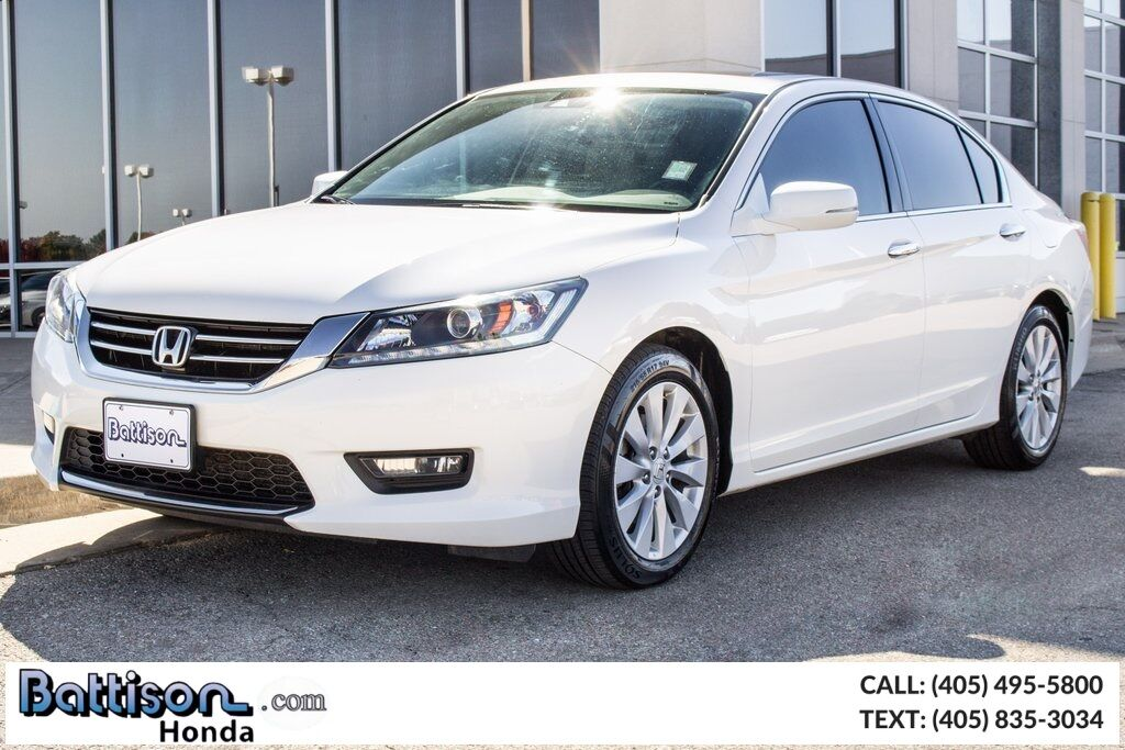 2015_Honda_Accord_EX-L_ Oklahoma City OK