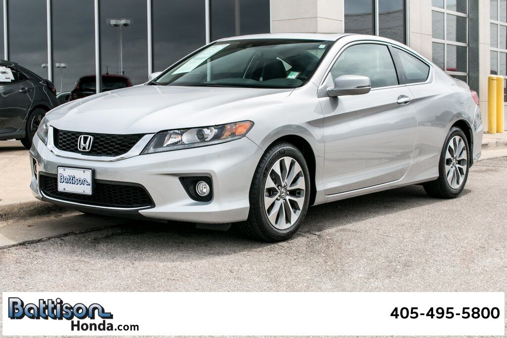 2015 Honda Accord EX-L Oklahoma City OK