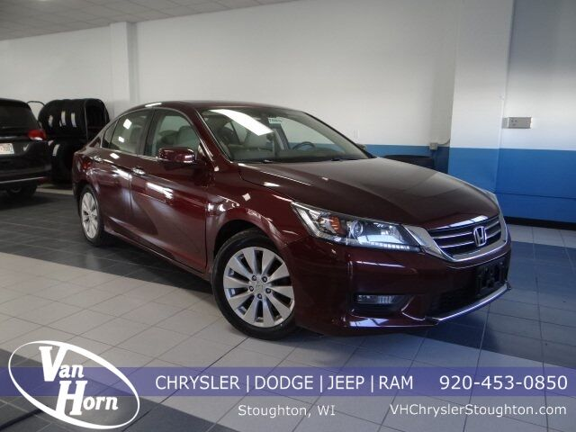 2015 Honda Accord EX-L Stoughton WI