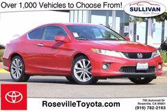 2015_Honda_Accord_EX-L V6_ Roseville CA