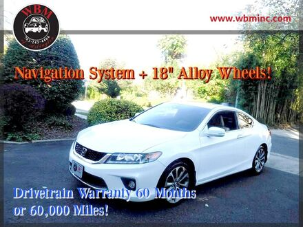 2015_Honda_Accord_EX-L V6 w/ Navigation_ Arlington VA