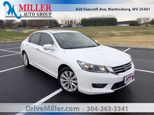 2015_Honda_Accord_EX-L_ Martinsburg