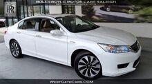 2015_Honda_Accord Hybrid_Touring_ Raleigh NC