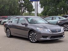 2015 Honda Accord Hybrid Touring San Antonio TX