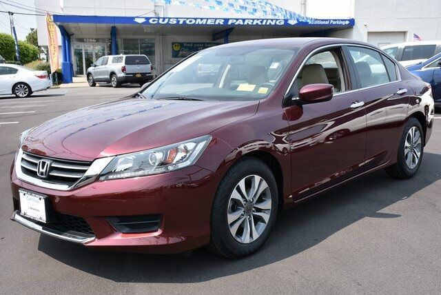 2015 Honda Accord LX Bay Shore NY