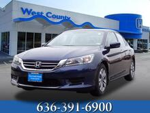 2015_Honda_Accord_LX_ Ellisville MO