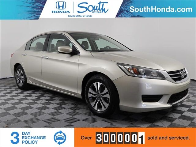 2015 Honda Accord LX Miami FL